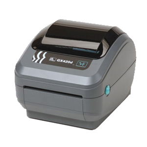 Zebra G420D Bar Code Printer